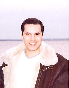 Dr. Shadi A.H. Abuolba during his studies at Edinboro University late 1998