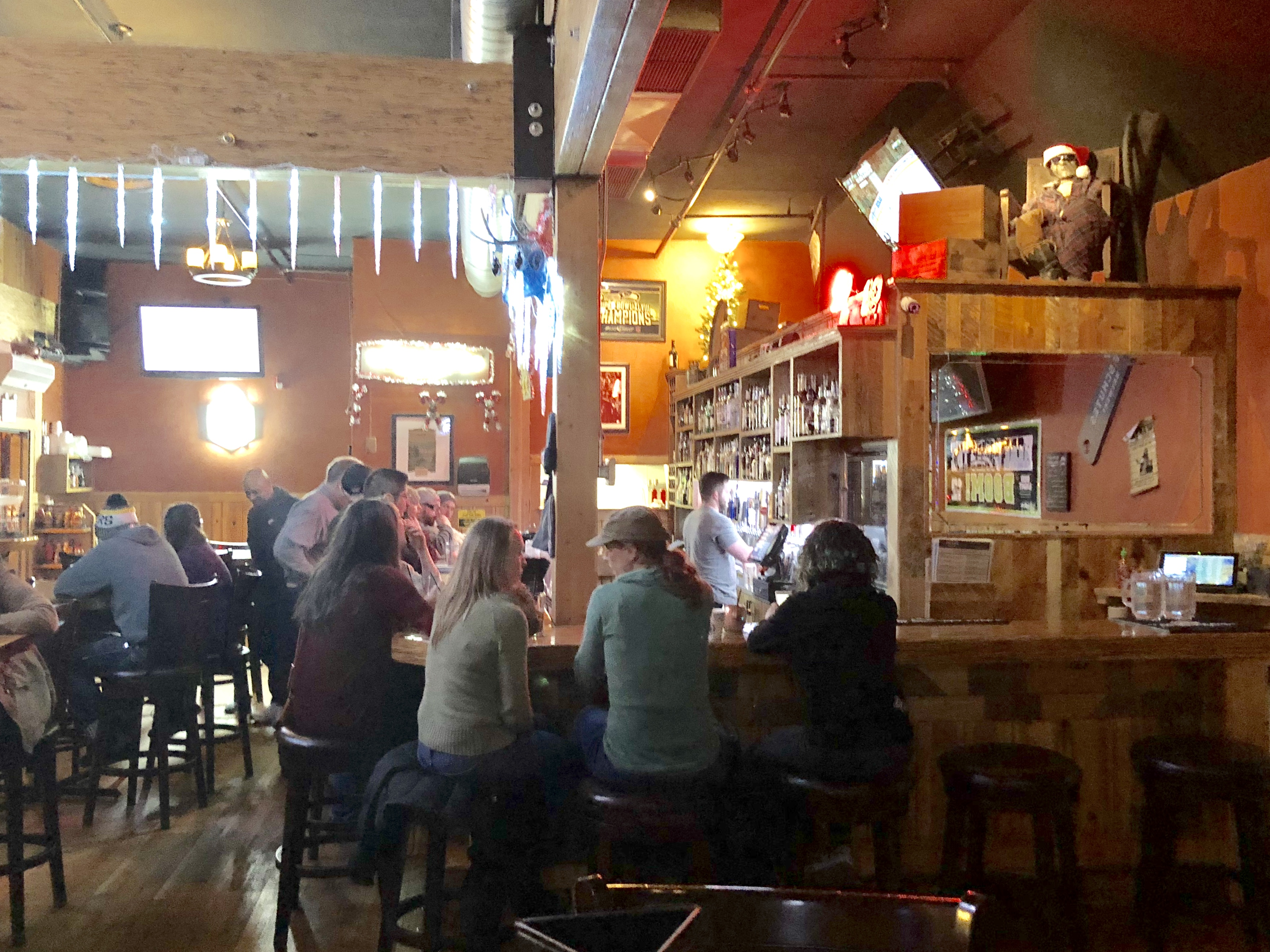 Photograph by Rianna Richards. The Loft Bar and Grill in Leavenworth. Blogs