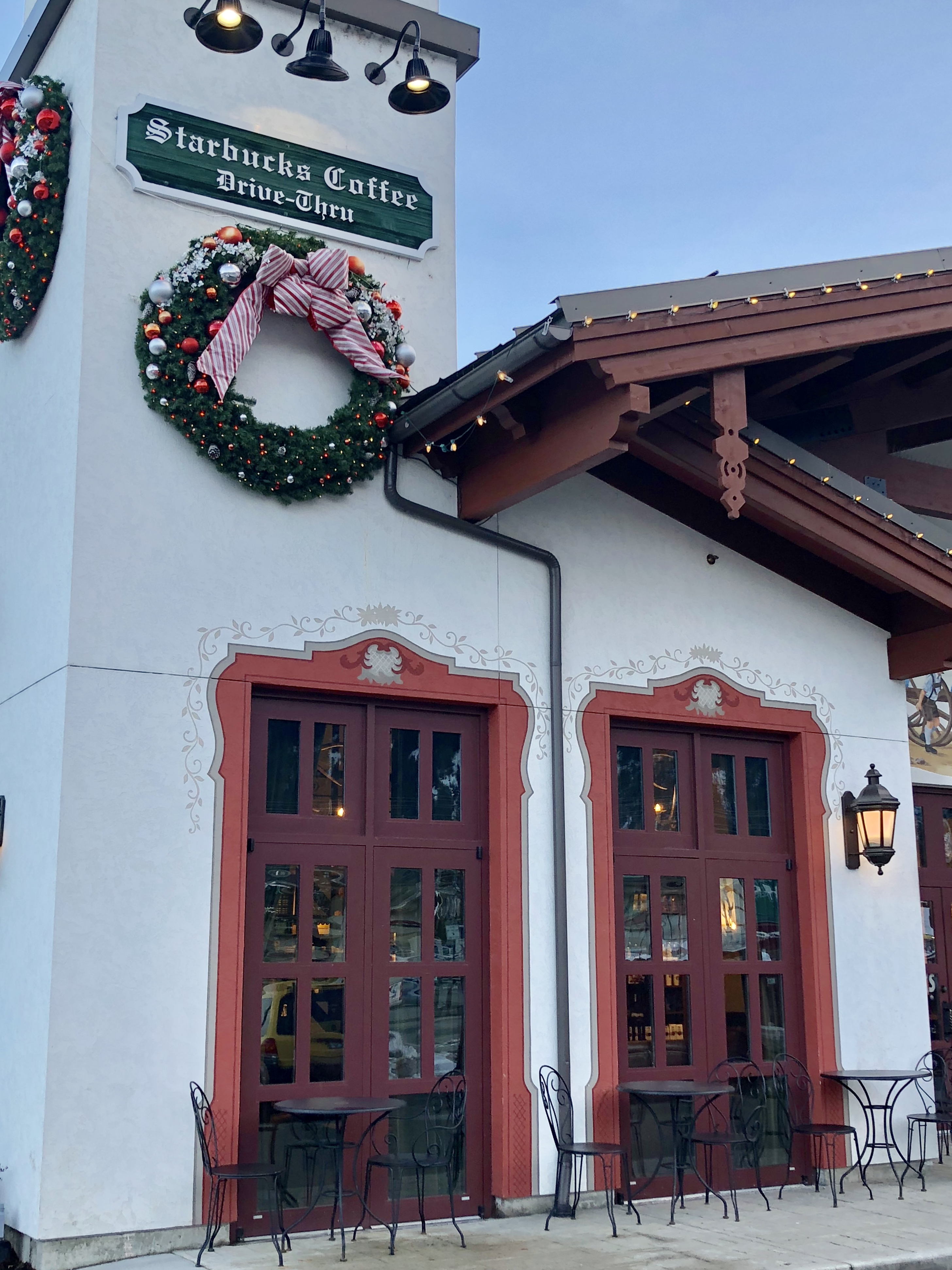 The Starbucks building in downtown Leavenworth. Photo by Rianna Richards, Blogs
